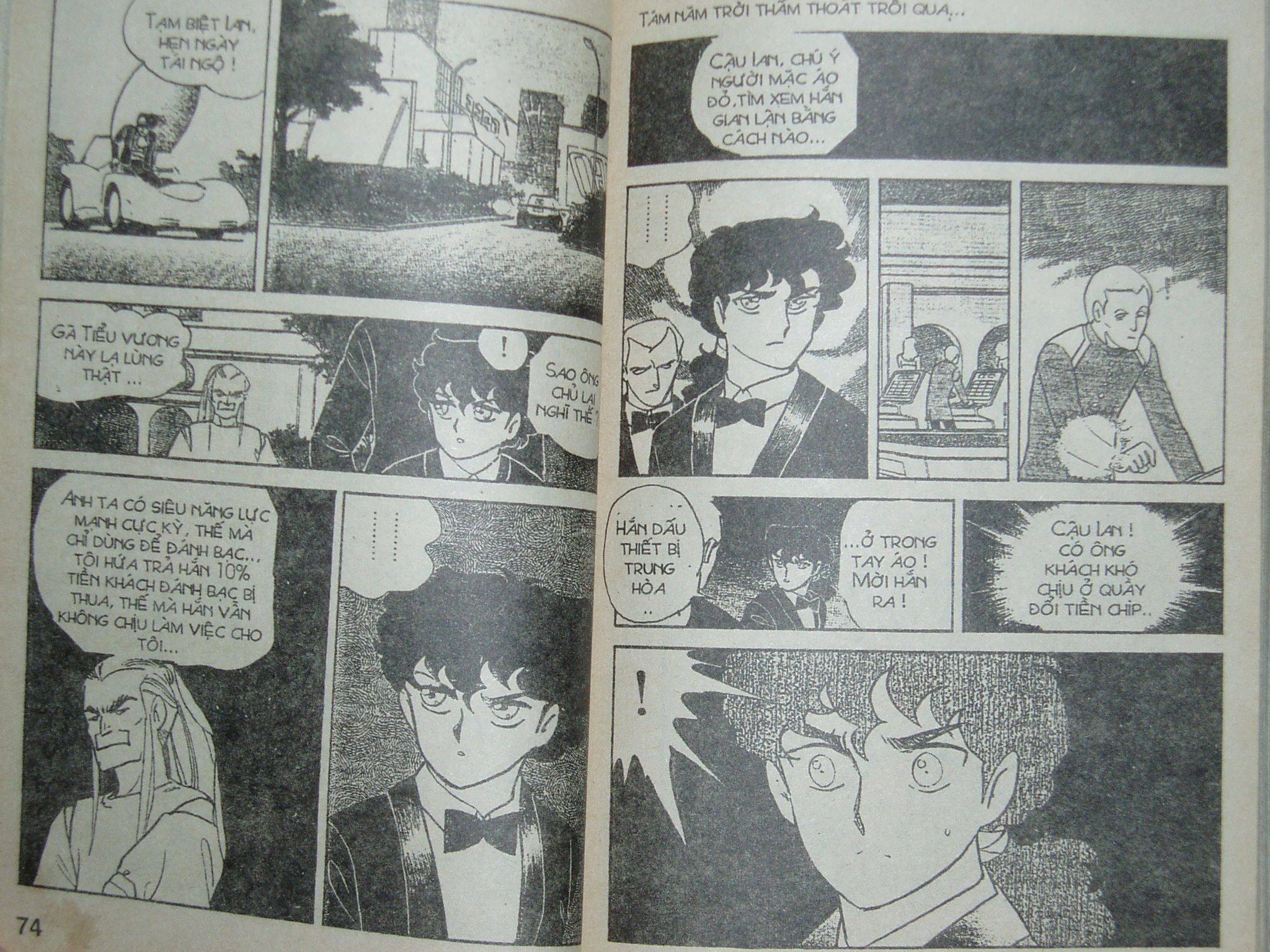 Siêu nhân Locke vol 14 trang 37