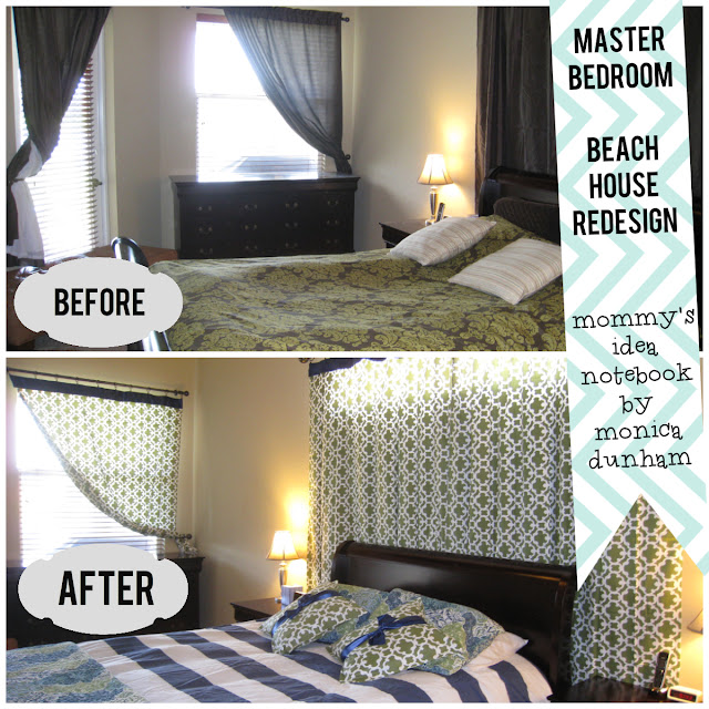 "Redesign Bedroom Ideas: Dunham Design Company: Master Bedroom ""Beach House Redesign"""