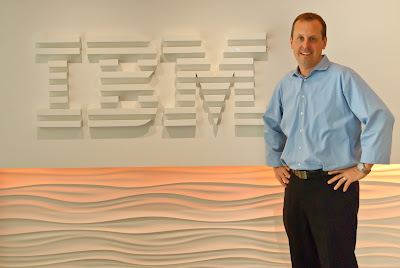 Caleb Barlow, vice presidente di IBM Security