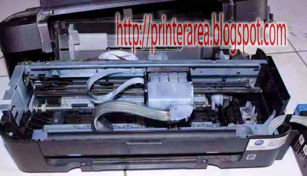 Solusi Printer Epson L120 Tidak Keluar Tinta Mili Computer