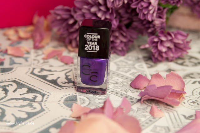 "Catrice - Iconails Gel Lacquer ""Cosmopolita 2018"""