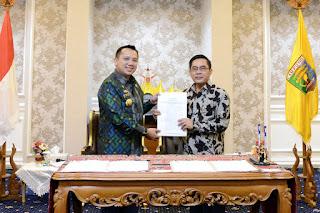 Gubernur Ridho Tantang Kemenperin RI Bangun Politeknik di Lampung