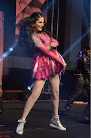 Sunny Leone Dancing on stage At Rogue Movie Audio Music Launch ~  079.JPG