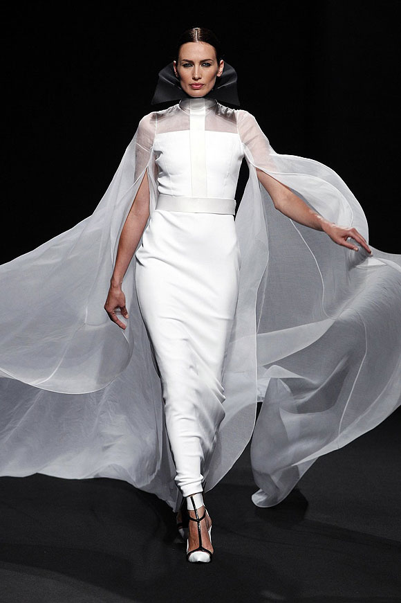Runway Report Brides Of Haute Couture Fall Winter 2013