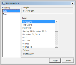 Kelas Informatika - Konfigurasi Date Report Wizard