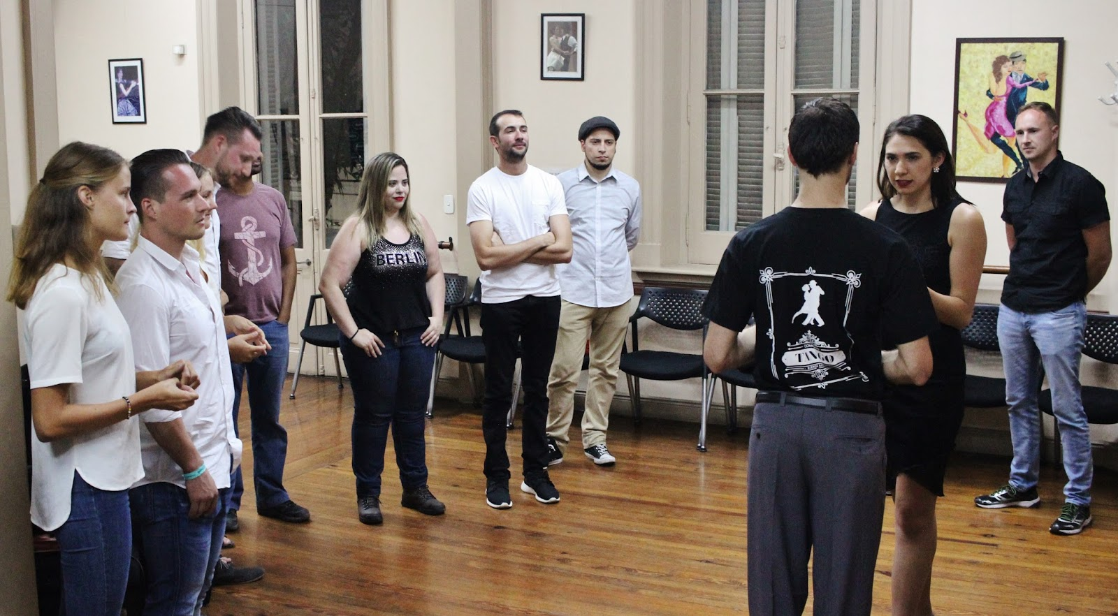 CLASES TANGO BUENOS AIRES