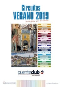 Catálogo de Circuitos de Verano 2019