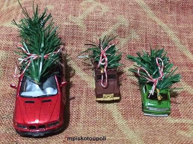 Choosing Cristmas Tree5