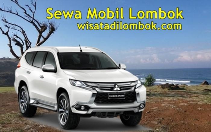 Rental Mobil Mitsubishi Pajero di Lombok