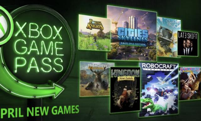 Xbox Game Pass concreta videojuegos novedosos para el catálogo y cuáles dejan de estar