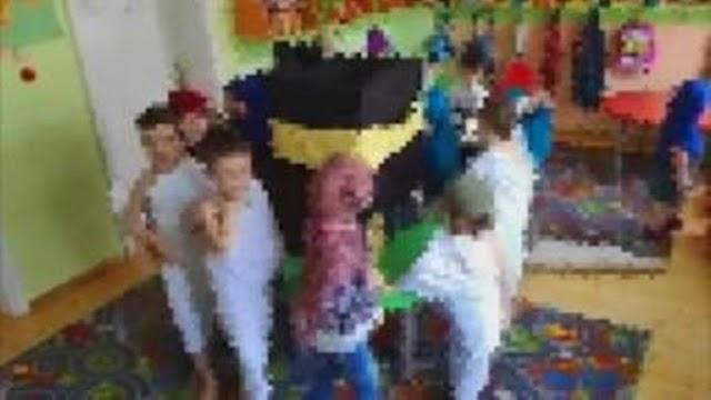 Nicht registrierter Islamisten Kindergarten entfacht Lawine in Mazedonien
