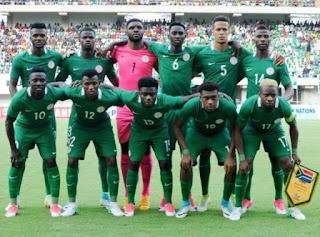 Nigeria: FIFA 2018 WCQ