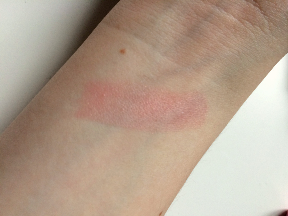 Saturated Colour Cosmetics Glazed Candy SheerStick Swatch