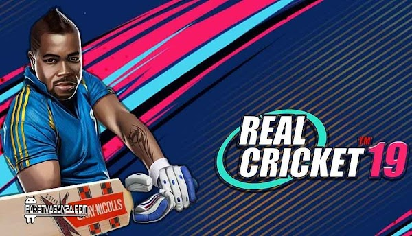 Real Cricket 19 Apk + MOD Everything Unlocked & Unlimited
