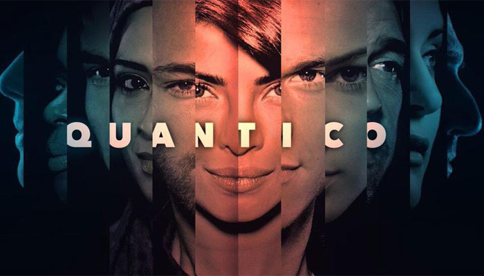 Priyanka Chopra in 'Quantico' official poster!