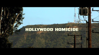 Hollywood Homicide title