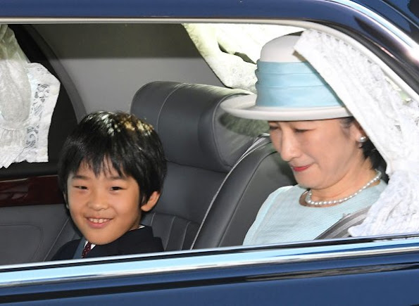 Happy birthday to you Prince Hisahito of Akishino, Princess Kiko, Emperor Akihito of Japan and Empress Michiko, style royal, fashions royal trend