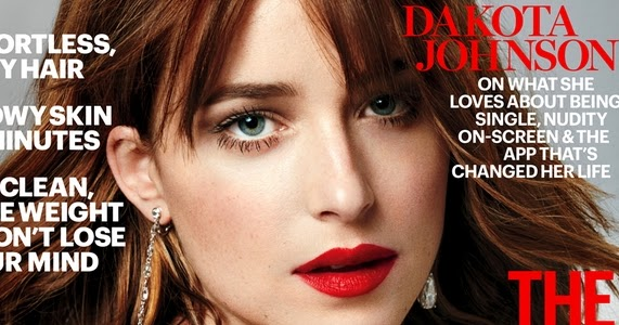 Beauty Mags Dakota Johnson Marie Claire Us March 2016