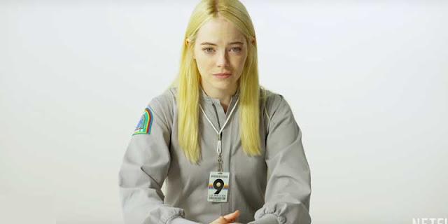 Emma Stone en 'Maniac'