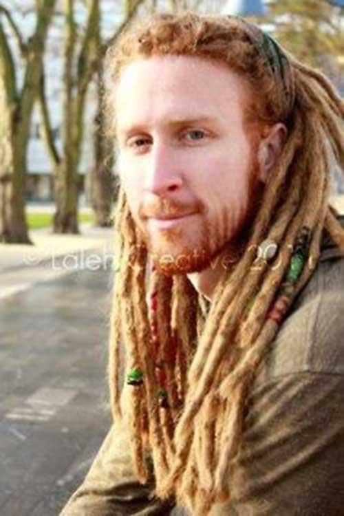 39 Dreadlock Hairstyles For Men Hairstylo