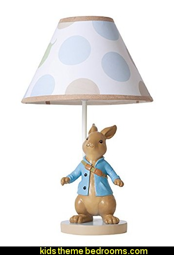 Peter Rabbit Lamp
