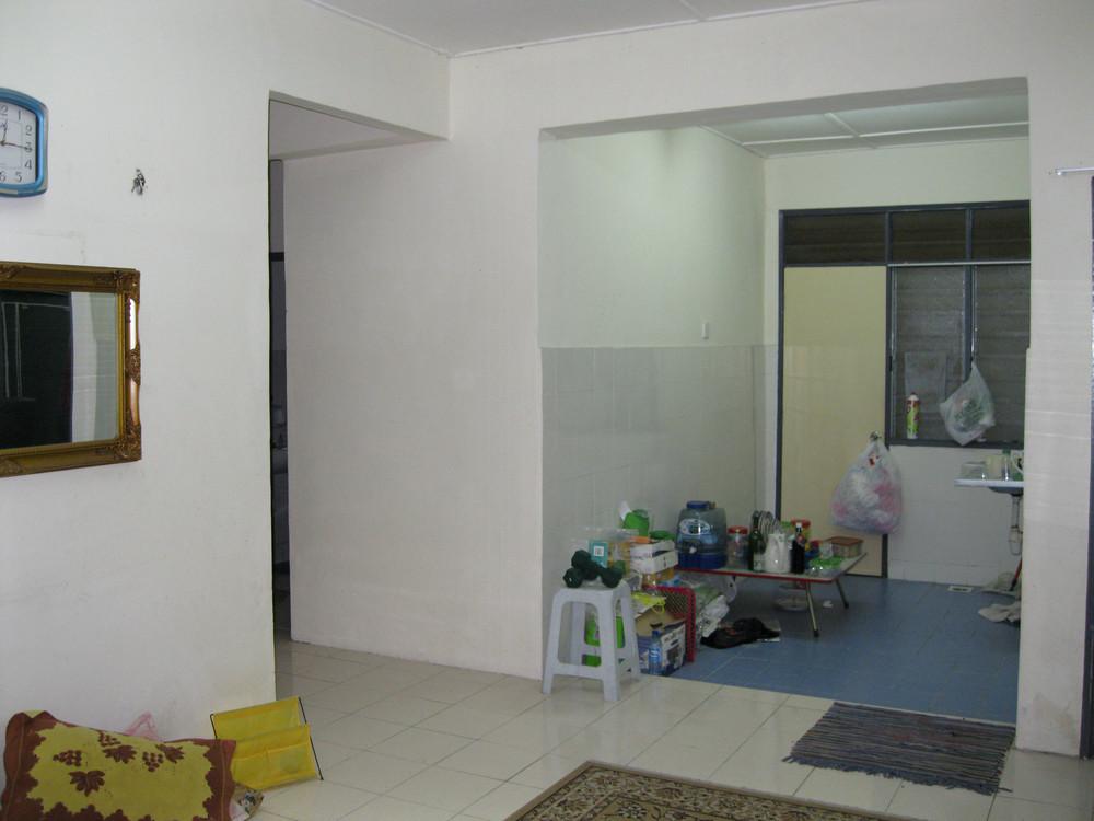 saudagar hartanah: Sri Baiduri Apartment, Ukay perdana