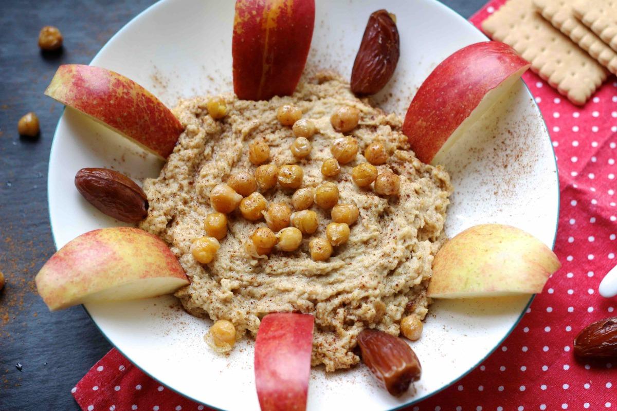 Süßer Hummus