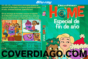 Home For The Holidays - Home Especial de Fin de Año - BLURAY