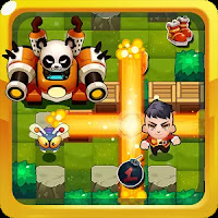 Bomber Heroes - Bomba game Apk Download Mod+Hack