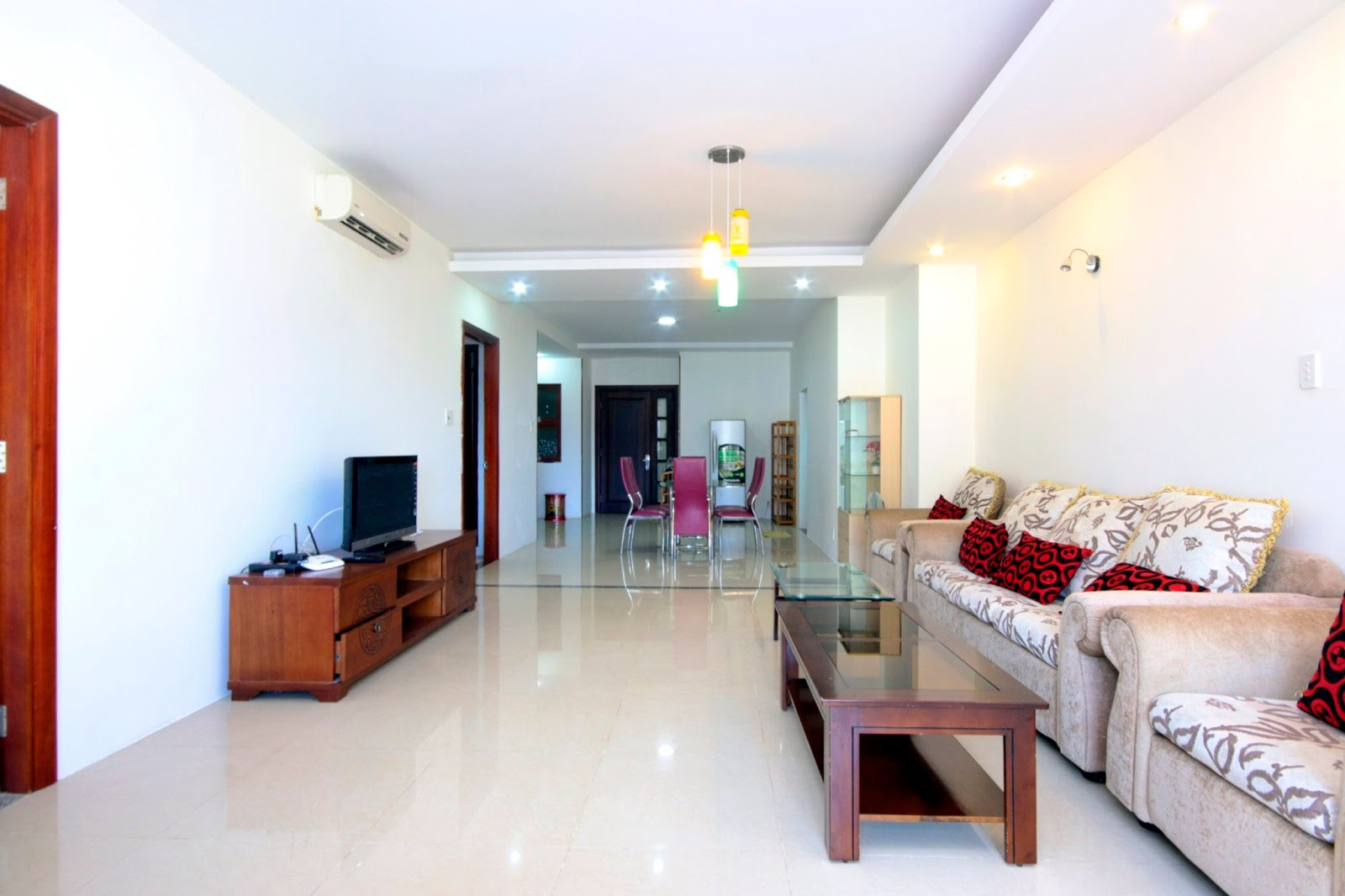 Short-term apartment for rent in Vung Tau