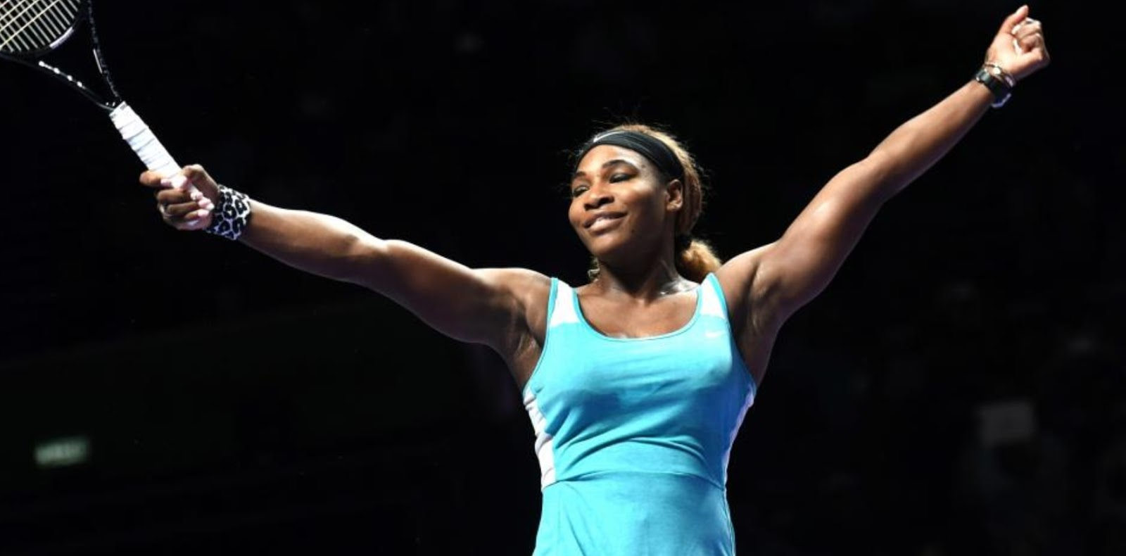 Serena Williams won 5 times WTA Finals