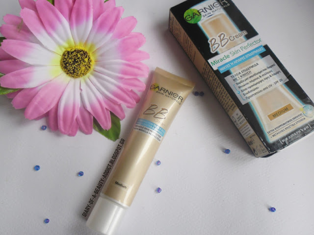 Garnier BB Cream Miracle Skin Perfector - Medium [Combination to Oily Skin] : Review