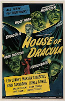 House of Dracula (1945) / Poster