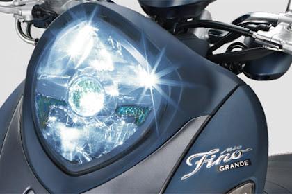 Yamaha Fino Grande Varian Terbaru dengan Warna Doff