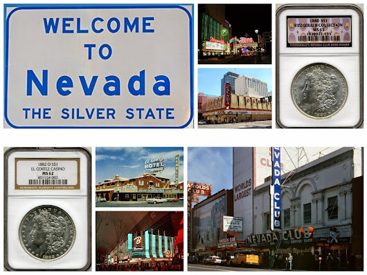 Rick's Pedigree Coins – Nevada - Pedigrees that can be traced to Nevada