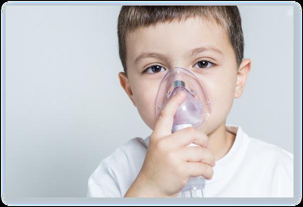 Informatii despre aparatele de aerosoli pentru copii
