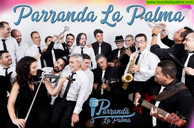 """Parranda La Palma """"Ayer, hoy y siempre"""""""