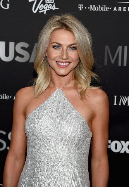 Actress, Singer, @ Julianne Hough - 2016 Miss USA pageant in Las Vegas