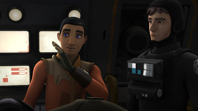 Double Agent Droid Star Wars Rebels