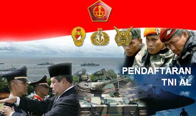 Pendaftaran Online TNI AL
