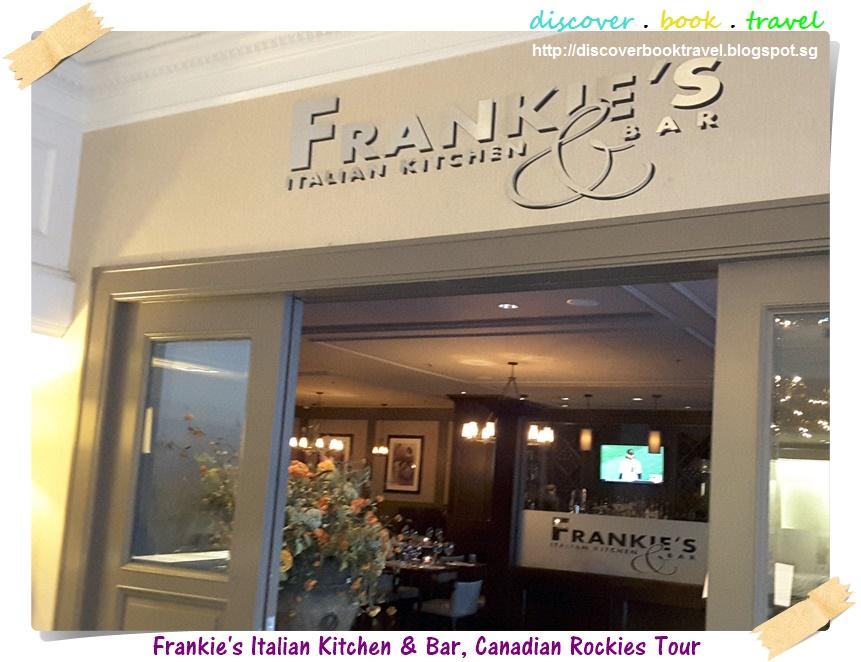 Frankie S Italian Kitchen Chilliwack Menu