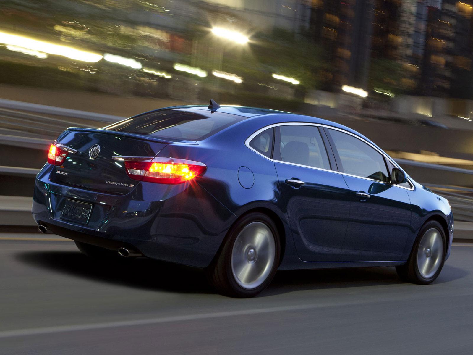 2013 Buick Verano Turbo CAR Insurance Information