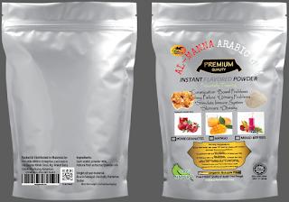Gam Arab New Packaging!