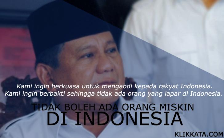 Kata Kata Prabowo