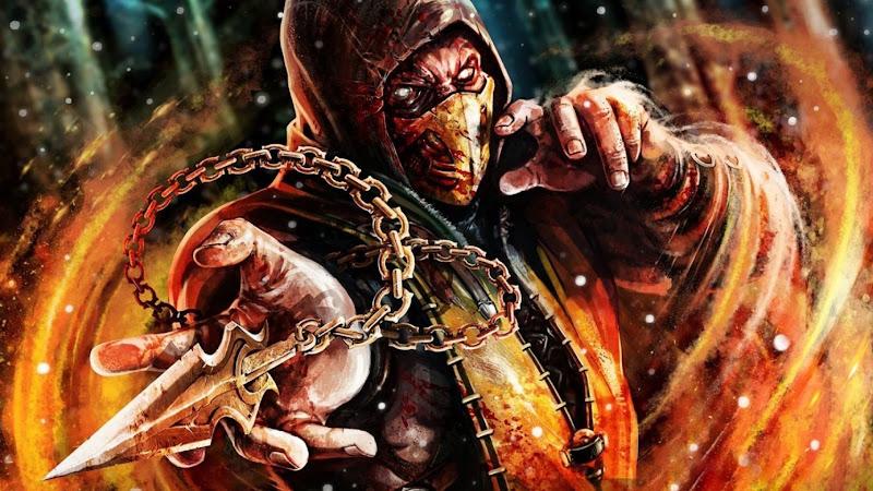 Scorpion - Mortal Kombat X 2015 HD