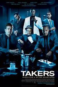 Download Takers (2010) Movie (Dual Audio) (Hindi-English) 480p & 720p | BluRay