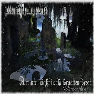 HSE: Winter Night In The Forgotten Forest