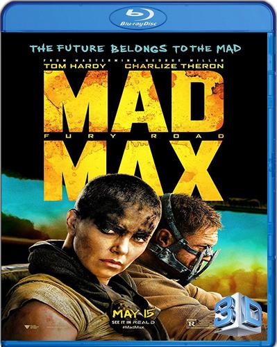 Mad Max: Fury Road [BD50] [3D] [2015] [Latino]