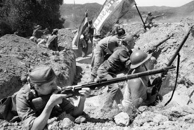 La batalla de Gandesa; una batalla-museo en el escenario de la Guerra Civil española