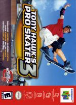 LINK DOWNLOAD GAMES Tony Hawk's Pro Skater 3 N64 ISO CLUBBIT